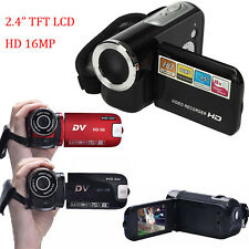 "2.4""Color Screen 16MP 8X Digital Zoom TFT LCD Video Camcorder Camera DV Recorder"