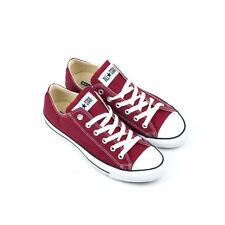 Converse All Star Ox Low Top Mens Trainer Maroon