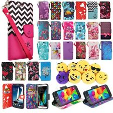 For Samsung Galaxy S6 Edge Phone Case Hybrid PU Leather Wallet Pouch Flip Cover