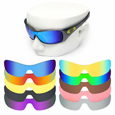 OWLIT Iridium Replacement Lenses for-Oakley Antix Sunglasses Polarized