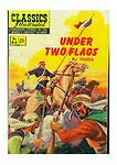 Classics Illustrated #86 (HRN 117) - Under Two Flags (Aug 1951, Gilberton)