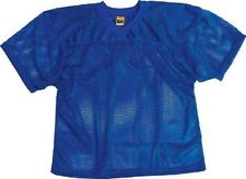 New ProMark Football Lacrosse Youth Waist Length Poly Mesh Practice Jersey ROYAL
