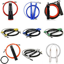 PROCIRCLE Jump Rope Speed Skip Rope Cross Fitness Training Workout Exercise Rope