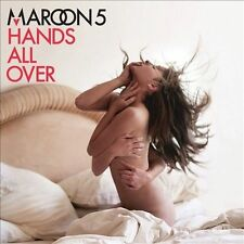 Hands All Over [Digipak] by Maroon 5 (CD, Sep-2010, Octone Records)
