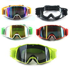 Motorcycle Motocross Off-Road Glasses Racing ATV Dirt Bike Anti-UV Helmet Goggle
