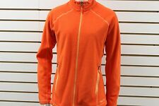 Women's Marmot 100 Wt Fleece Rocklin Full Zip Jacket Coral Sunset 88920 NWT