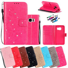 Cute Leather Wallet Card Holder Flip Case Cover Skin For Samsung Galaxy S7 EDGE