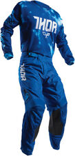 Thor Blue Youth Pulse Air Dirt Bike Jersey & Pants Kit Combo 2017