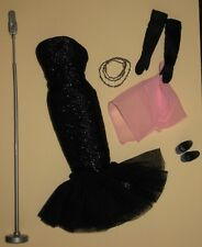 VINTAGE BARBIE REPRO/REPRODUCTION-#982 SOLO IN THE SPOTLIGHT FASHION-MINT