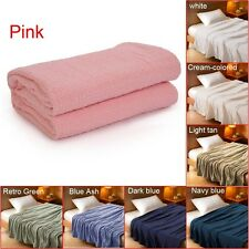 Multifunction Cozy Warm Soft Cotton Knitting Sofa Bed Cover Blanket 110*160cm