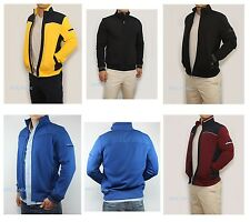 New Tommy Hilfiger Mens Full Zip Up Fleece Jacket NWT