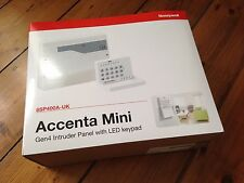HONEYWELL ACCENTA MINI GEN4 // G4 // INTRUDER PANEL // BNIB // 8SP400A-UK