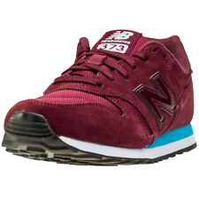 New Balance Ml373 Mens Trainers Burgundy New Shoes