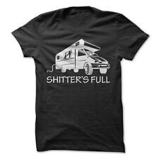 Shitter's Full - Movie T-Shirt Short Sleeve 100% Cotton Christmas Vacation Film