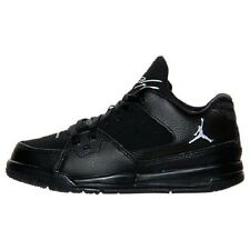 599931-010 Boys' Jordan SC-1 Low (PS) Shoe!! BLACK/WHITE!! 100% ORIGINAL!!