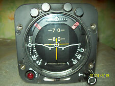 Soviet Aircraft Indicator GYRO HORIZON KPP-KI Russian FIGHTER MIG-29 MIG-31