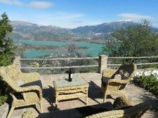 Great Villa in Spain just 55 minutes to Malaga a/con pool WiFi & UK TV sleeps 8