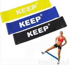 Sport Resistance Loop Band Exercise Yoga Bands Rubber Fitness Training Strength