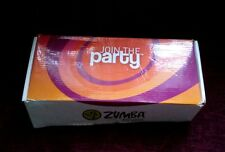 ZUMBA Toning  Sticks/ Shake Weights - NEW in Box- FREE SHIPPING