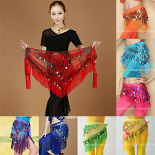 Belly Dancing Scarf Wrap Scarf Shawl Sarong Multi-Color Chiffon 50cm ZHN