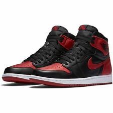2016 Nike Air Jordan Retro 1 OG High Bred 555088 001 Size 7.5-13