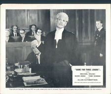 Game For Three Losers Allan Cuthbertson Original Lobby Card