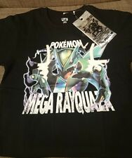 BOYS POKEMON SHORT SLEEVE GRAPHIC T-SHIRT With TRADING CARD by Uniqlo
