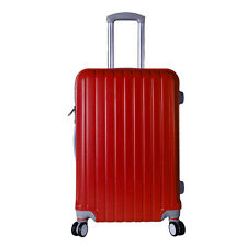 USA Carry-on Travel Luggage ABS Expandable Travel Set Trolley Suitcase Hard Case