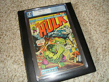 Incredible Hulk #180, 1st Wolverine! PGX 5.5 like CGC, X-Men, Wendigo Trimpe