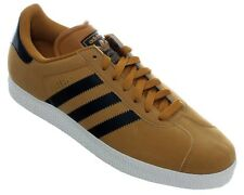 Adidas Originals Gazelle 2 Sneaker Trainers Vintage Shoes Light Brown Wheat
