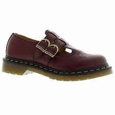 Dr.Martens 8065 Mary Jane Smooth Cherry Womens Shoes