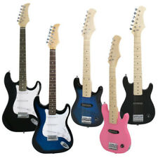 """Electric Guitar 30"""" 39"""" Full Size HQ Includes Guitar Case, Strap and More"""