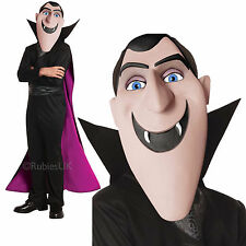Kids Official Hotel Transylvania 2 Dracula Halloween Fancy Dress Costume Outfit