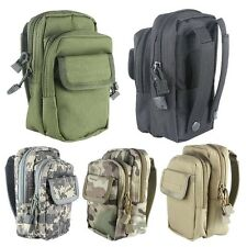 Military Waterproof Nylon Tactical Multi-purpose Utility Pouch Bag Outdoor Sport