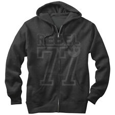 Star Wars Rebel 77 Mens Graphic Lightweight Zip Hoodie - Fifth Sun