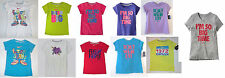 Nike Girls T-Shirts Various Colors, Patterns and Sizes NWT