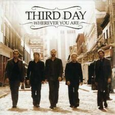 Third Day - Wherever You Are CD NEW
