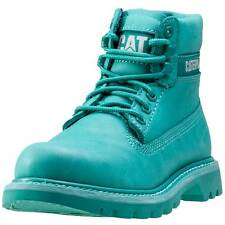 Caterpillar Colorado Womens Boots Teal New Shoes
