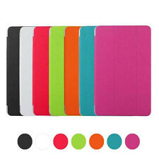 New Leather Thin Stand Flip Case Cover for Samsung Galaxy Tab S2 8.0 9.7 Tablet