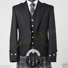 Klassich- Argyll jacket and waistcoat made to measure sale prices