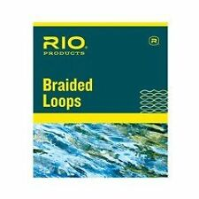 Rio Fly Fishing Braided Loops Fly Line Running Line Shooting Head Connectors