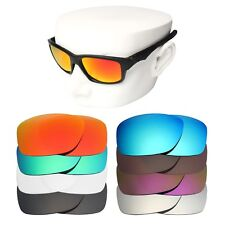 OWLIT Iridium Replacement Lenses for-Oakley Jupiter Squared Sunglasses Polarized