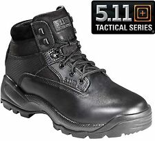 """5.11 Tactical Mens Black ATAC 6"""" Military & Police Field Duty Work Boots"""