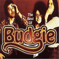 Budgie - The Very Best of Budgie CD NEW