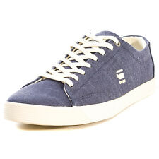 G-Star Dex Mens Trainers Denim New Shoes