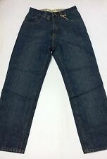 New LIFTED RESEARCH GROUP (L-R-G) COTTON / POLYESTER JEAN STYLE#(10707) LT.BLUE