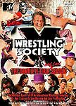 Wrestling Society X - The Complete First (And Last) Season (DVD, 2007,...