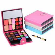 32 colors Makeup Eyeshadow Palette Eye Shadow Small PU Case Cosmetics For Women