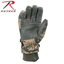 3669 Rothco Cold Weather Military Gloves - ACU Digital Camo