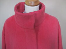 Brand New Basler Oversized Wool Coat With Mohair Urban Coral UK 18 Eur 46